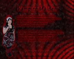 VP Desktop Background2 by melissa322