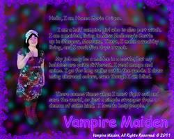 VP Desktop Background4 by melissa322