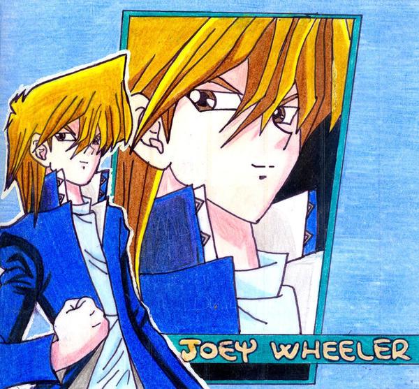 how to draw joey wheeler