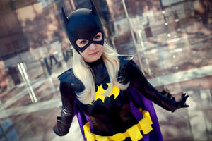 Batgirl: Stephanie Brown V