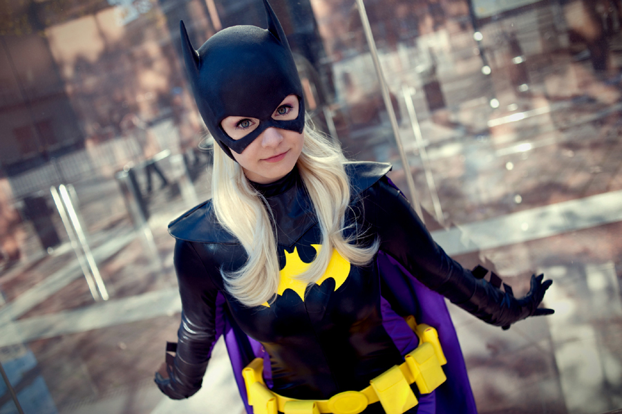 Batgirl: Stephanie Brown V by Aigue-Marine