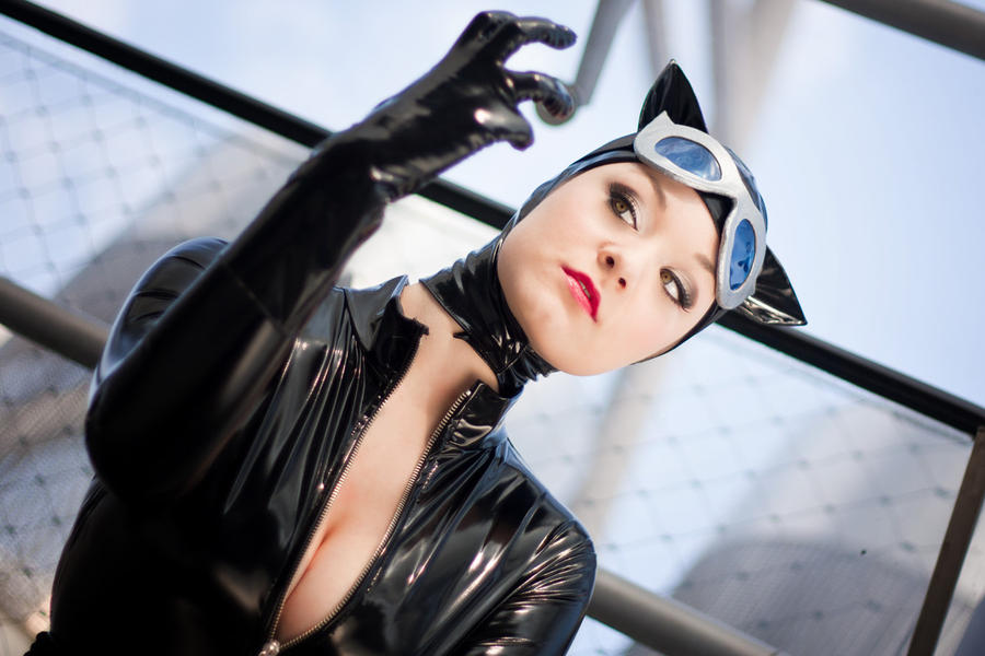 DCU: Catwoman II by Aigue-Marine