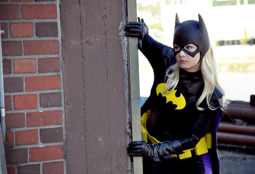 Batgirl: Stephanie Brown VIII by Aigue-Marine