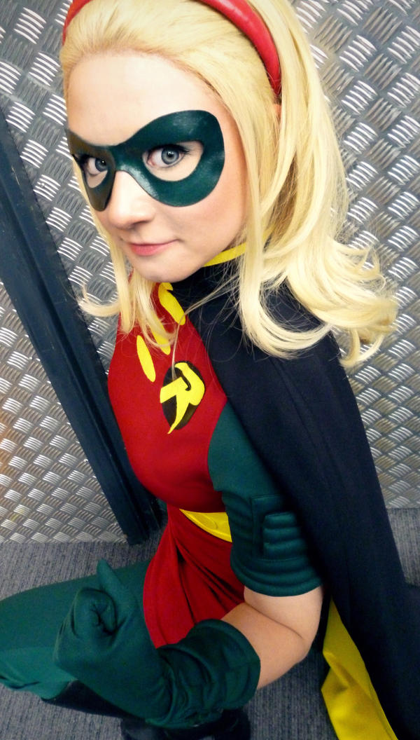 Robin: Stephanie Brown I by Aigue-Marine