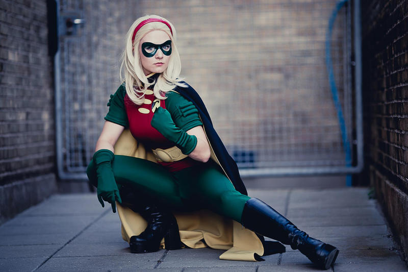 Robin: Stephanie Brown II by Aigue-Marine