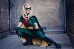 Robin: Stephanie Brown II