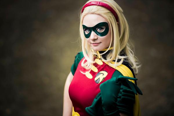 Robin: Stephanie Brown III by Aigue-Marine