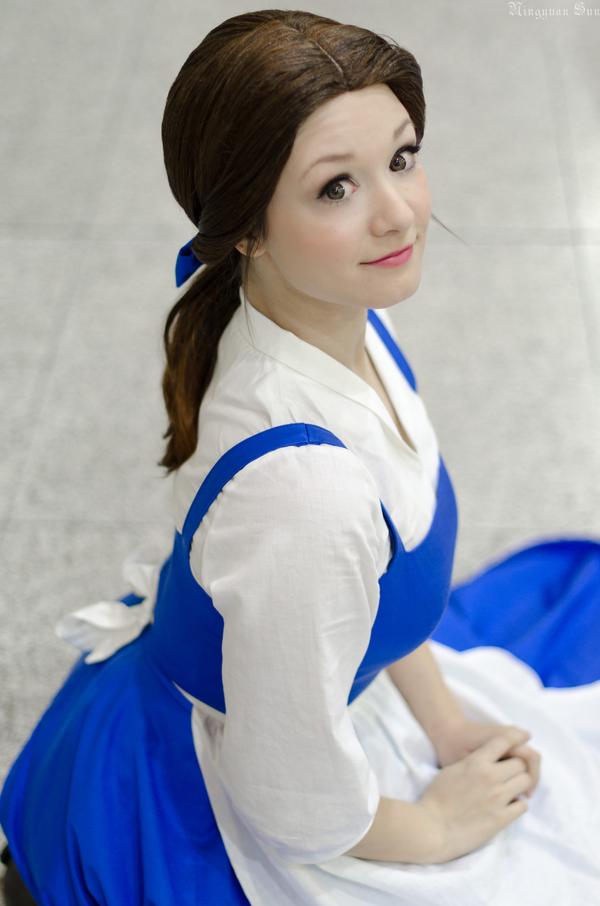 Disney: Belle II by Aigue-Marine