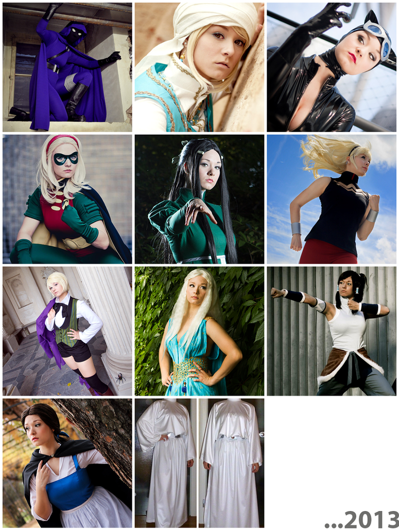 Aigue-Marine: Cosplay of 2012 by Aigue-Marine