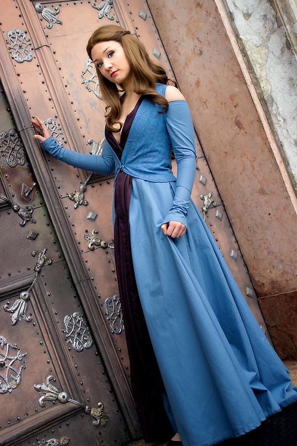 GoT: Margaery Tyrell I by Aigue-Marine