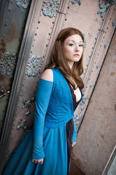 GoT: Margaery Tyrell II by Aigue-Marine