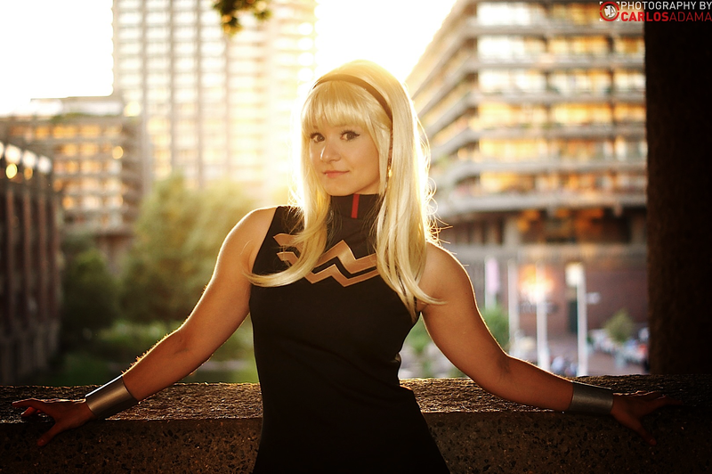 Young Justice: Wonder Girl V by Aigue-Marine