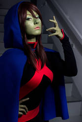 Young Justice: Miss Martian IV