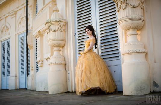 Disney: Belle Ballgown I