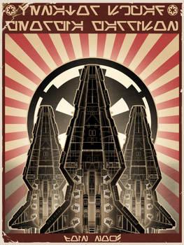 Venator Squad Propaganda Poster I