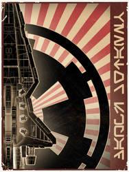 Venator Squad Propaganda Poster II