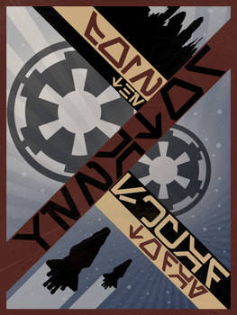 Venator Squad Propaganda Poster III