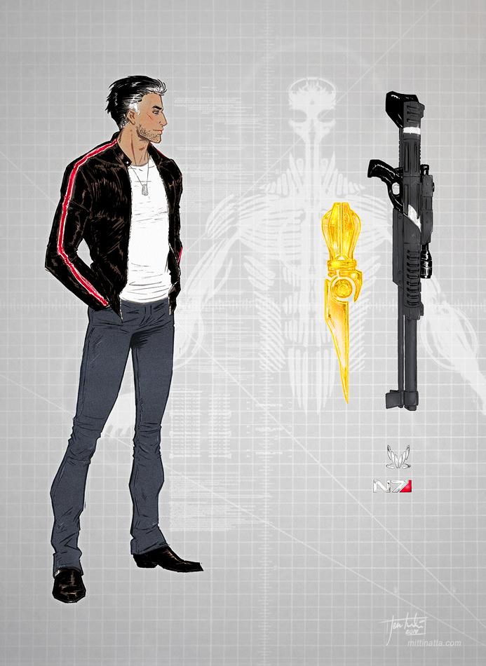 John (Hannibal) Shepard by croaky