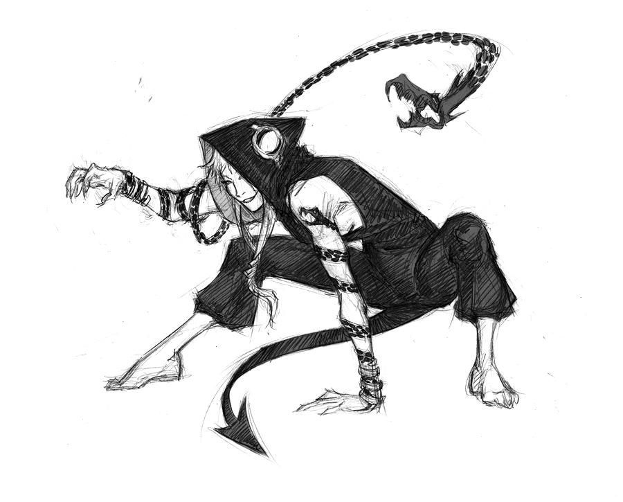Soul Eater Medusa By Croaky On Deviantart
