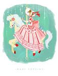 Mary Poppins Carousel
