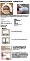 Natural Ball Socket Joints Tutorial
