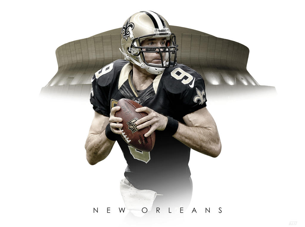 Drew brees wallpaper 2013