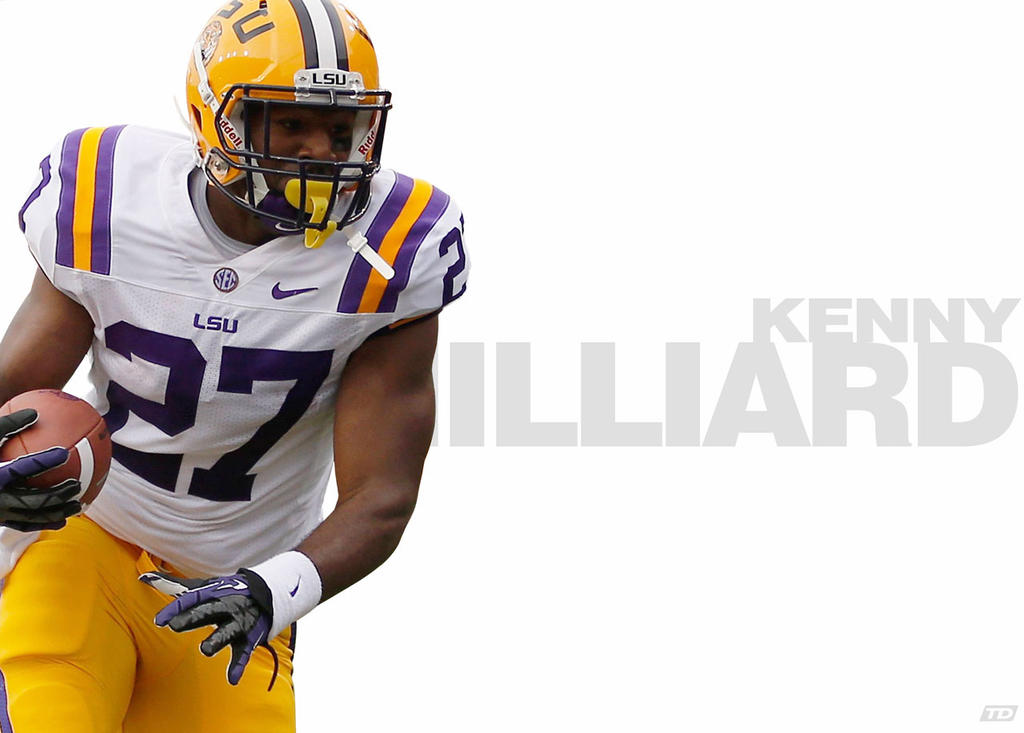 Kenny Hilliard Wallpaper by timdallinger