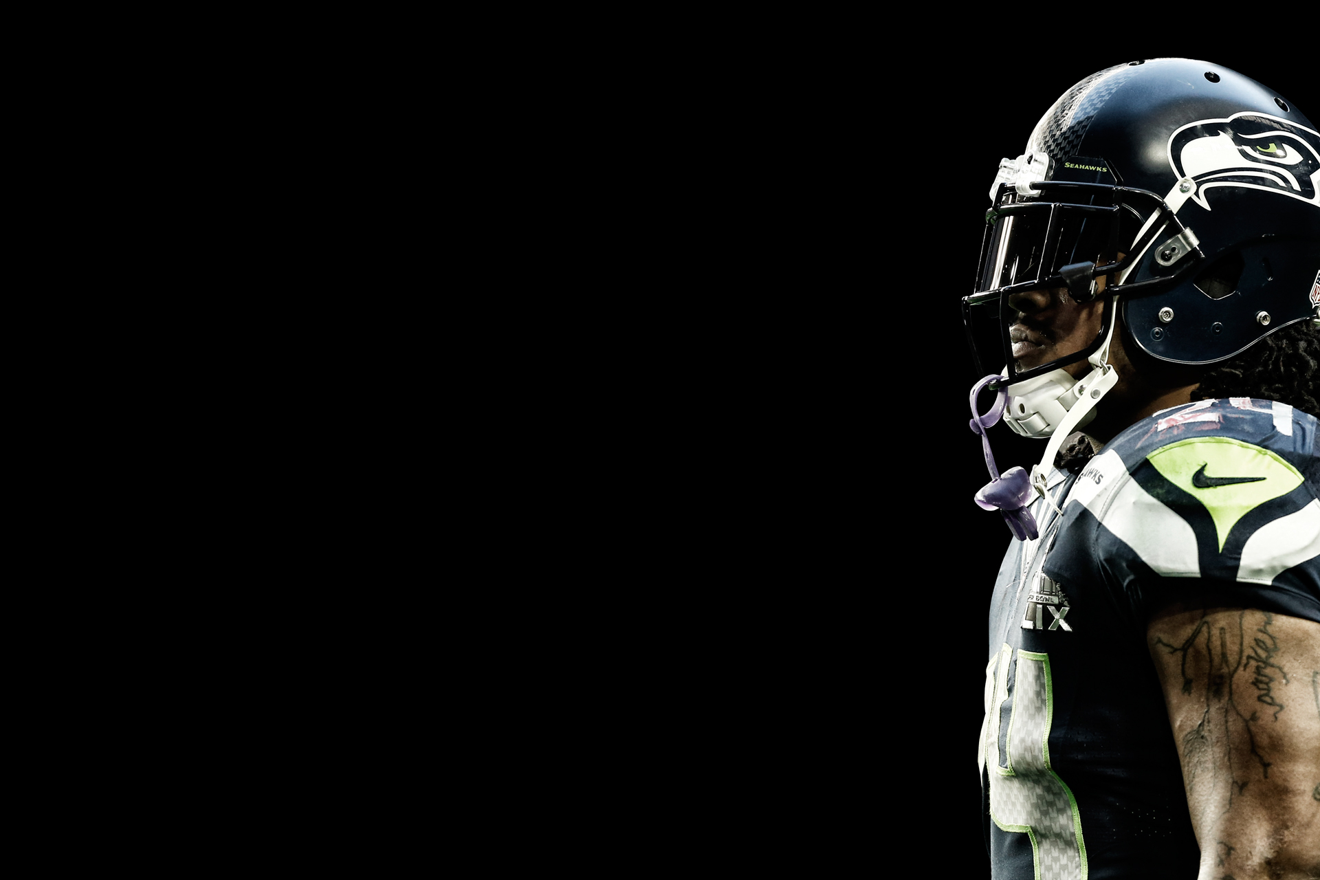 Group Of Marshawn Lynch Wallpaper