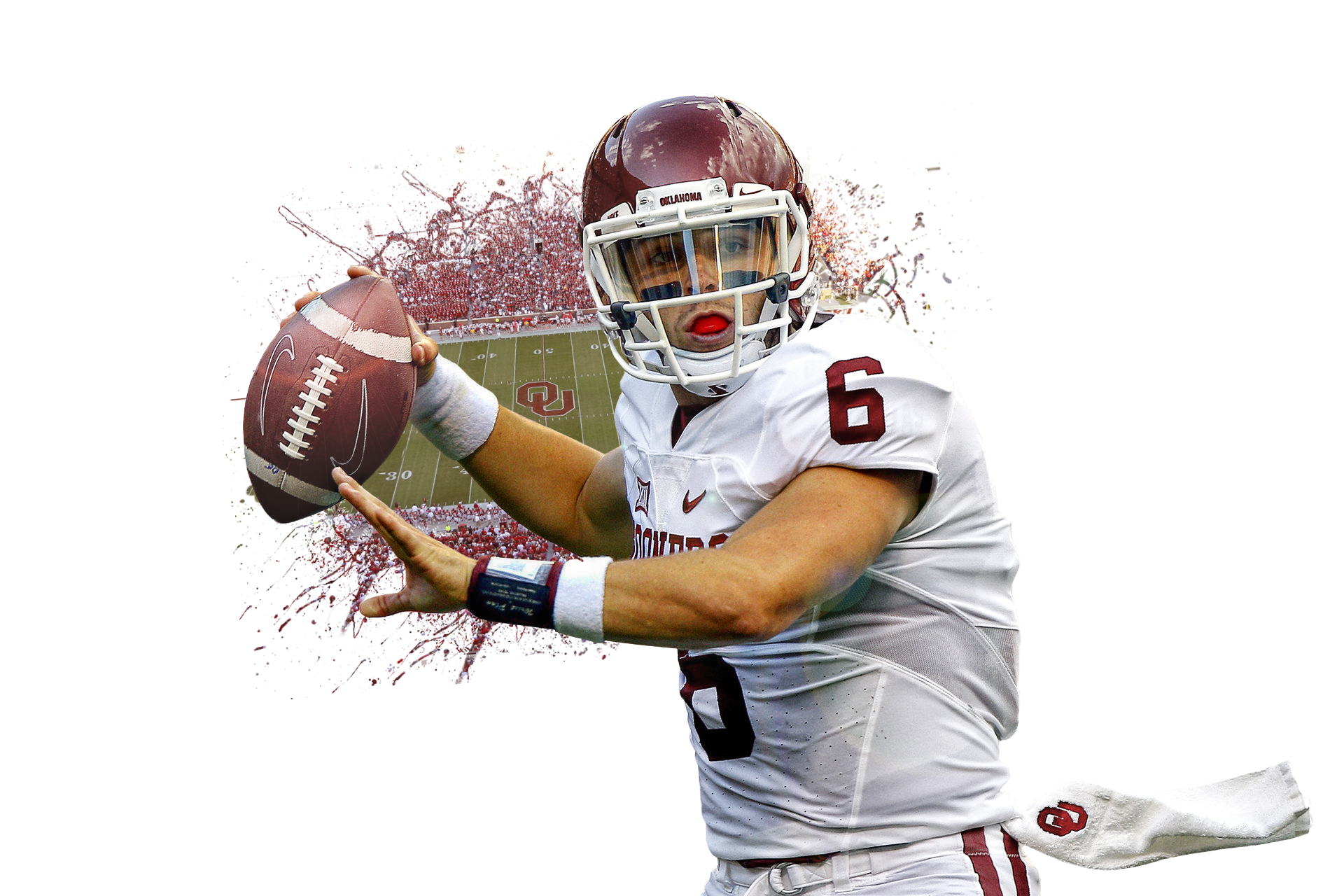 22fd65f4c Baker Mayfield Desktop Wallpaper  1920x1280    sooners