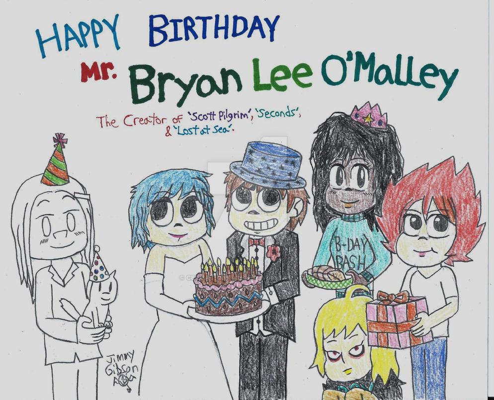 Happy Th Birthday Bryan Birthday Cake