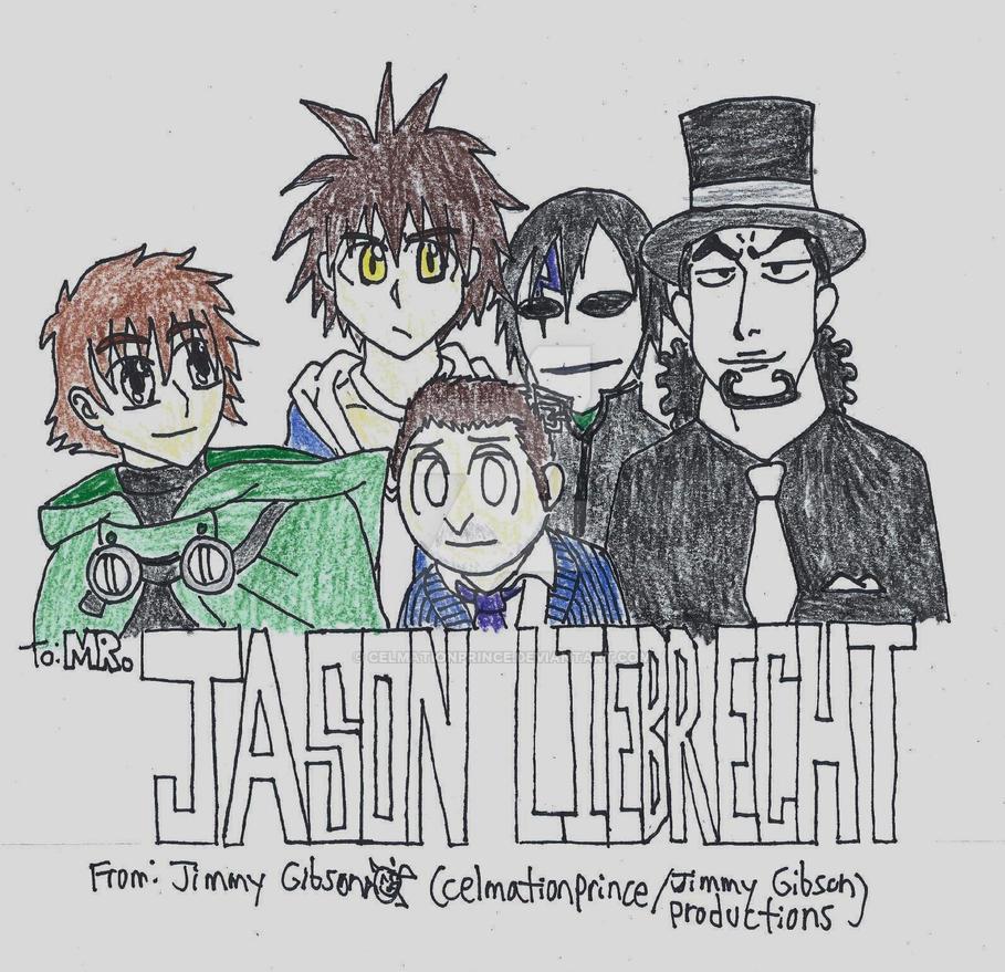 Jason Liebrecht Tribute By CelmationPrince On DeviantArt