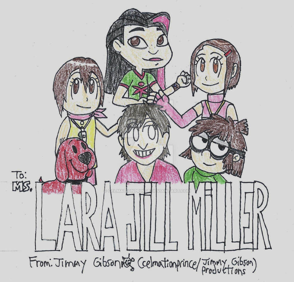 Lara jill miller tribute by celmationprince on deviantart - Www living hall digion ...