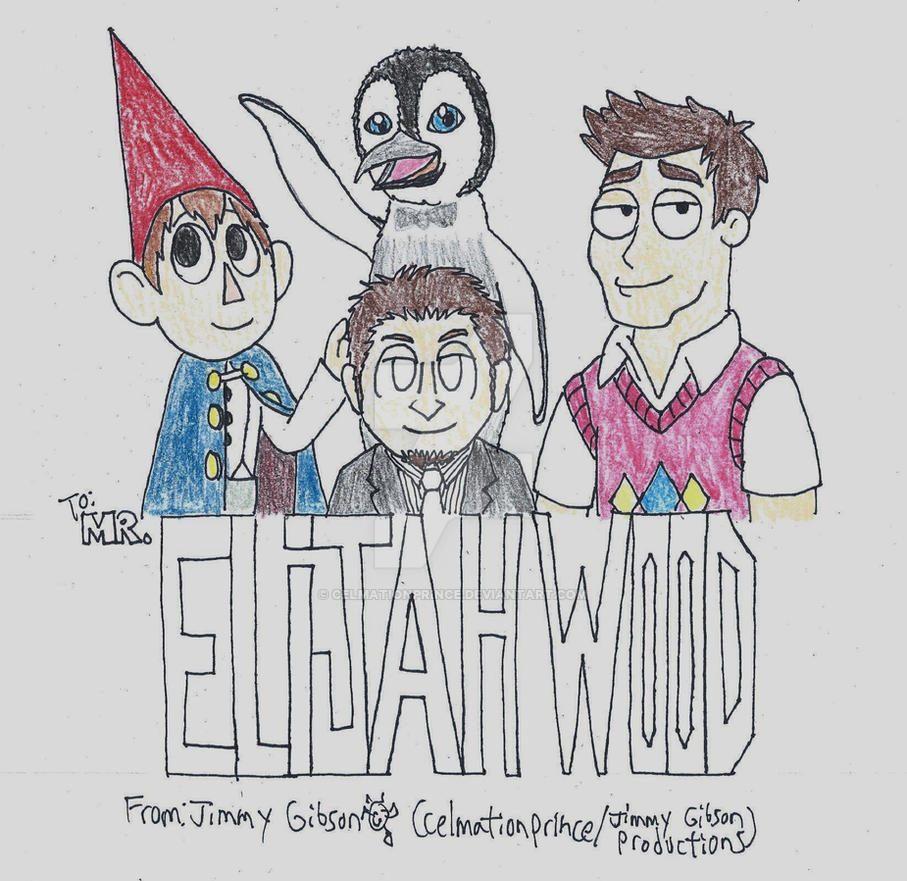 Elijah Wood Tribute By Celmationprince On Deviantart