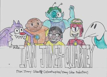 Ian Jones-Quartey Tribute