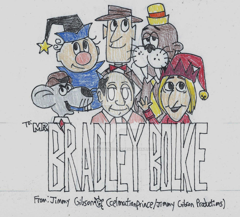 Bradley Bolke Tribute By CelmationPrince On DeviantArt