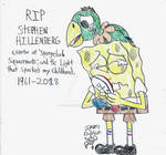 RIP Stephen Hillenberg