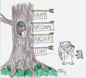 Happy National Archery Day!