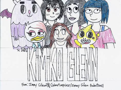 Kimiko Glenn Tribute