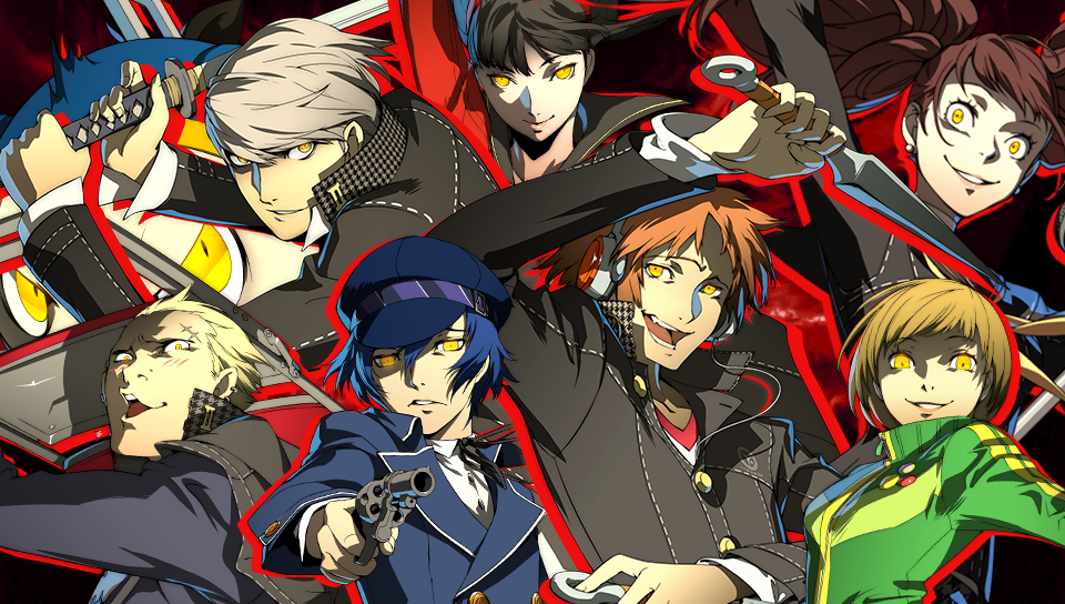 Persona 4 Arena: The Ultimax - The True Self by SonicGenerations1234