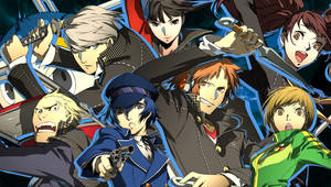 Persona 4 Arena: The Ultimax - The Other Self by SonicGenerations1234