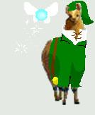 llama Link by girloveslink