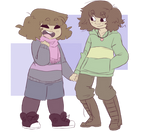 they hold the Hands (completed)
