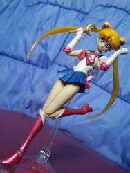 S.H.FIguarts Sailor Moon by ReikoMikamiGS