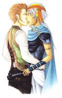 Final Fantasy RPG by ArabianNinja