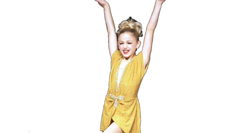 Png de Chloe Lukasiak - Dance Moms by DaniiPretty