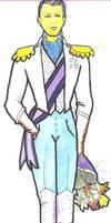 Watercolor Prince