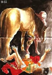 The Conversion of Saint Paul by ErikReis