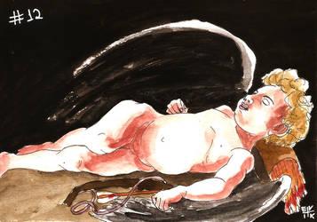 Sleeping Cupid by ErikReis