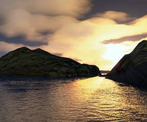 Sunset by infinitedream89