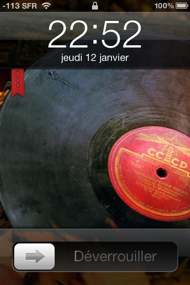 Vinyl by Laugend